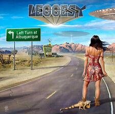 LEGGESY - Left Turn at Albuquerque (LIM.500*US 80's MELODIC METAL*ROUGH C.*ICON)