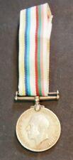 WW1 Australian British War Medal. Engraved: 2254 PTE. J A Nowotna 59BN AIF