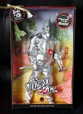 Barbie mattel n6565 Tin Man Wizard of Oz Pink Label-Edition estaño hombre