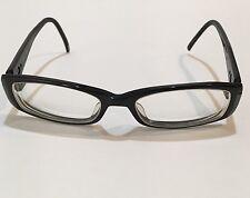 Tommy Hilfiger Rx Eyeglasses TH3352 Plastic Black Silver Plaid Frames 51/16/135