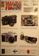 PHOTO Deal Photo Deal fascicolo 86 3/2014, Leica m5, Topcon, BOLEX, Canon, Nikonos