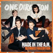 One Direction Made in the A.M Audio CD ULTIMATE FAN EDITION NEW 0888751346420