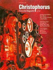 1997 Christophorus Porsche Magazine: Classic 911 Carrera/Porsche Bike/Desert
