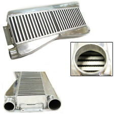 Rev9 Universal Twin Turbo Intercooler fmic 28x12x3 /2 inlet /1 outlet /  800hp