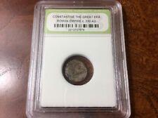 Constantine The Great Era Roman Empire c. 330 AD Coin -(#879)
