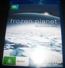 Frozen Planet The Complete Series (Australia Region B) DVD – Like New