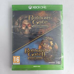Xbox One - Baldur's Gate I + II Enhanced Edition NEW SEALED