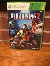 Dead Rising 2 Microsoft Xbox 360 Used Zombie Horror Capcom Video Game Complete