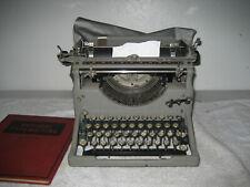 1924 No.5 Vintage Underwood Typewriter 1822595-5 Works great