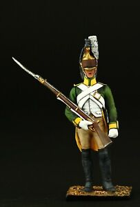 Tin soldier, Collectible, Light Dragoon of the 19th Regiment 54 mm, Napoleonic