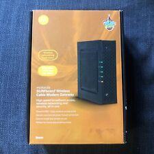 Motorola SURFboard Wireless Cable Modem Gateway SBG901 30.72 Mbps