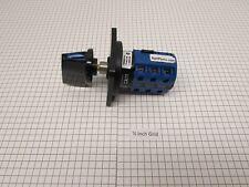 Original Suppler for Bridgeport Fwd/Rev Switch, 20A 3PH, PN 1159-8118