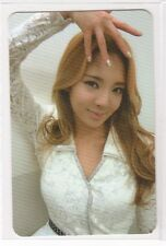 "SNSD GIRLS' GENERATION ""Mr. Taxi ""  Official Photo Card HYOYEON  F/S G620"