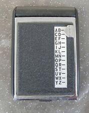 Vintage Mini Phone Index Pocket, ancien repertoire telephonique mini repertoire