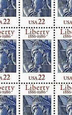 1986 - STATUE OF LIBERTY - #2224 Full Mint -MNH- Sheet of 50 Postage Stamps
