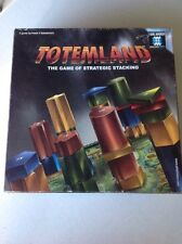 TOTEMLAND complete Game Of Strategy. Made In Australia. Wooden Pieces. DR. WOOD