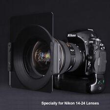 NISI 150mm System Aluminum Square Filter Holder Nikorr 14-24 lens