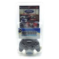 Ford Racing 2 Sony PlayStation PS2 Neo X Controller Bundle Sealed
