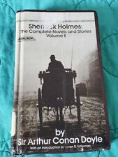 Sherlock Holmes--The Complete Novels and Stories Volume II (Permabound) VG--HC
