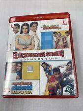 blockbuster combo Mere yaar ki shadi hai & Mujhse Dosti Karoge (DVD)