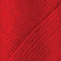 Caron Simply Soft 6 oz Solids AUTUMN RED Knit Crochet Acrylic Worsted Yarn