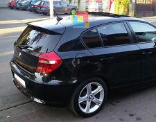 BMW SERIE 1 E87 E81 SPOILER POSTERIORE - ALETTONE SUL TETTO LOOK SPORTIVO