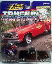 1978 LI'L RED EXPRESS Johnny Lightning Truckin' America #15 1:64 Diecast MOC!