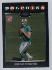 Lot of (20) Chad Henne Jaguars 2008 Topps Chrome #169 Rookie Card rC NM-MT