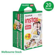 20 Sheet Fujifilm Instax Mini Film Fuji instant photos 7s 8 25 90 Polaroid 300