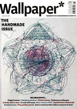WALLPAPER MAGAZINE August 2011 - THE HANDMADE ISSUE @NEW@