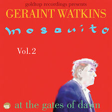 "GERAINT WATKINS 'Mosquito Vol. 2' 10"" vinyl EP 'Shine A Light' new sealed"