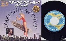"""BOB JAMES-Sparkling New York/Touchdown  Japan 7""""single"""