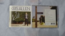 NEW SIGNED Kris Allen CD American Idol Winner Season 8 Thank You Camellia Rare