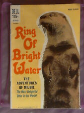Ring of Bright Water  Oct 1969 Dell Comics