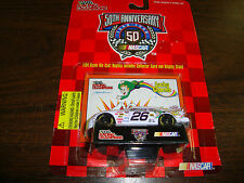 Johnny Benson---Lucky Charms---1:64 Scale Diecast---With Card & Stand---1998