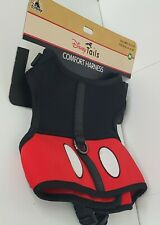 New Disney Parks Tails Medium Pet Dog Comfort Harness Mickey Mouse Costume Nwt M
