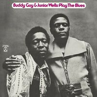 Buddy Guy, Buddy Guy & Junior Wells - Play the Blues [New CD] UK - Import