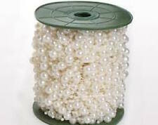 Pearl Garland Ivory 2m Wedding, Crafts, Decorations, Cards, Flowers, Shabby Chic