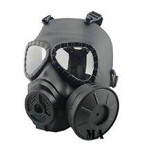 Qualité Tactique Airsoft Visage Protection Sécurité Masque Garde toxiques GAZ CS Masque
