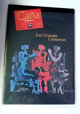 """REVISTA """"LA CAÑA DE FLAMENCO NUMERO 22"""" COMO NUEVO LAS GRANDES CANTAORAS"""