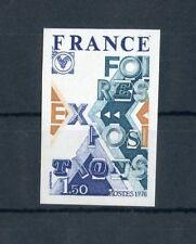 Francia n. 2000 U ** ungezähnt fiere/esposizioni!!! (125530)