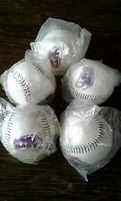 5 Practice Baseballs - New/Old Stock $1,000,000 Blast Contest - Great Deal