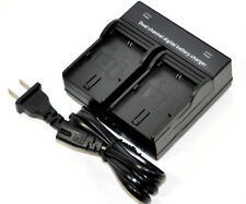 Dual Battery Charger For JVC BN-VG107U BN-VG114U BN-VG121U BN-VG138U Camcorder