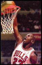 MICHAEL JORDAN CHICAGO BULL Rare Collectible #262 AP/wide world Photo card