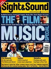 Sight & Sound Film Magazine September 2004 Che Guevara Hellboy Metallica