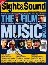 Sight & Sound Film Magazine September 2004 Che Guevara Hellboy Metallica