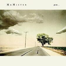 Mr. Mister - Go On (NEW CD)