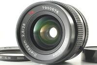 [Almost MINT] Contax Carl Zeiss Distagon T* 28mm F/2.8 MMJ MF Lens JAPAN #B035