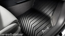 NUOVO rs3 Tuning Audi s3 8v SPORT BACK tappetini in gomma S-LINE a3 BERLINA TAPPETINI