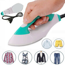 Mini Portable Electric Traveling Steam Iron For Clothes Dry US Plug Hot
